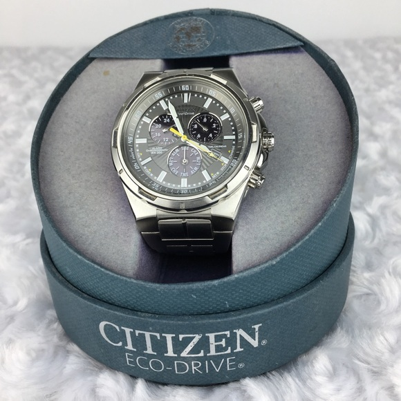 Citizen Other - Citizen Eco-Drive Watch - Newly Refurbished!